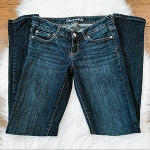 Aeropostale Bayla Skinny Jeans Size 0